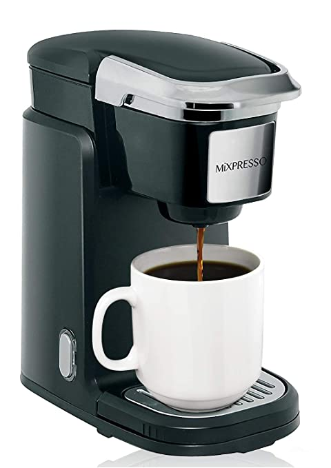 Amazoncom Mixpresso Single Serve Coffee Maker Compatible With