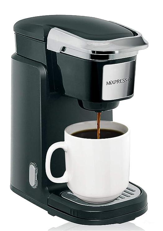 Mixpresso Café Mixpresso - Cafetera de una sola porción ...