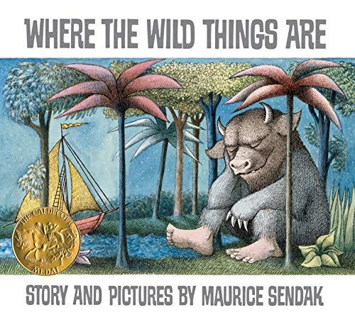 Book : Where The Wild Things Are - Maurice Sendak
