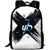 05721d3cbe JAKE-PAUL - IT`S EVERYDAY BRO Unisex Classic Fashion Backpack College  School Hiking