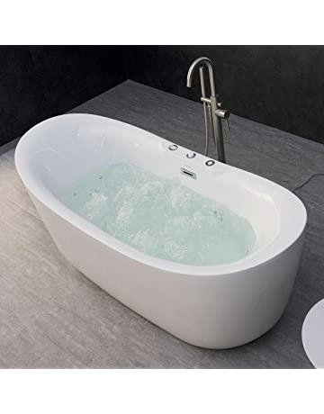 Freestanding Bathtubs Amazon Com