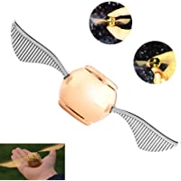MAYBO SPORTS Wiitin Harry Potter Fidget Spinner, The Original Golden Snitch Used in Quidditch Made by Metal