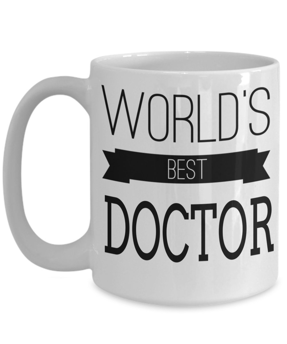 Medical Doctor Gifts - Doctor Office Gifts -Gifts Ideas For A Doctors - Best Funny Doctor Gift - Doctor Gag Gifts - Doctor Themed Gifts - Worlds Best ...