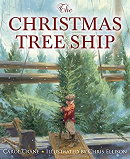 the christmas tree ship by crane carol