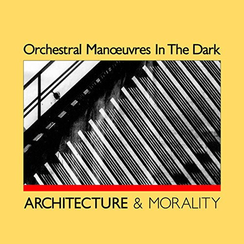 Architecture Morality Orchestral Manoeuvres In The Dark Vinly LP Record
