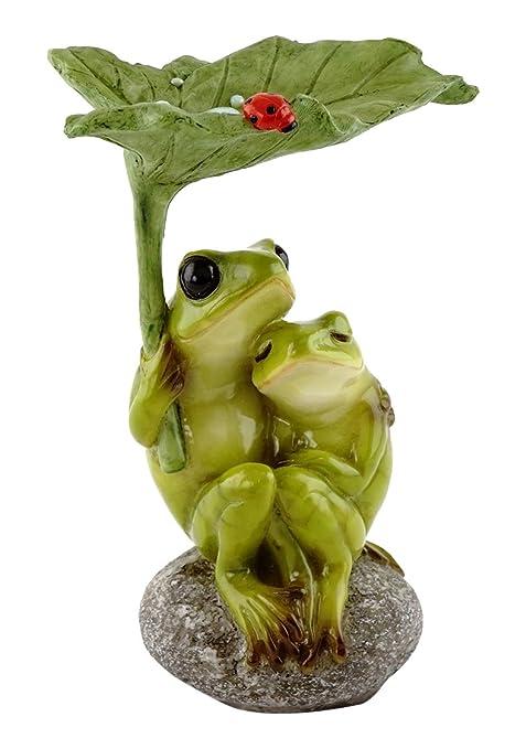 Amazon com : Top Collection Miniature Garden Frog Lovers