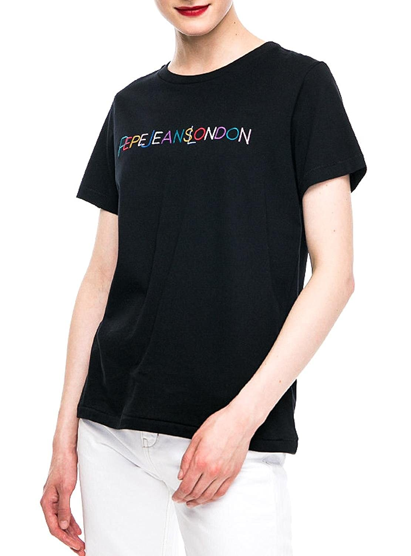 Pepe Jeans Camiseta Kata Negro