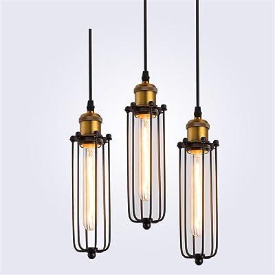 yobo lighting vintage glass pendant light with hemp rope. Black Bedroom Furniture Sets. Home Design Ideas