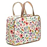 Primrose Hill Calico Canary Collection Cosmetic Duffle Weekender