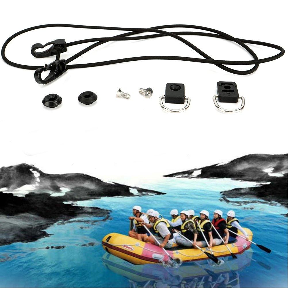 Cara Canoe - Kit de Anclaje para Barco con Cuerda, Cierre de ...