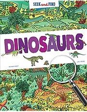 Seek & Find - Dinosaurs