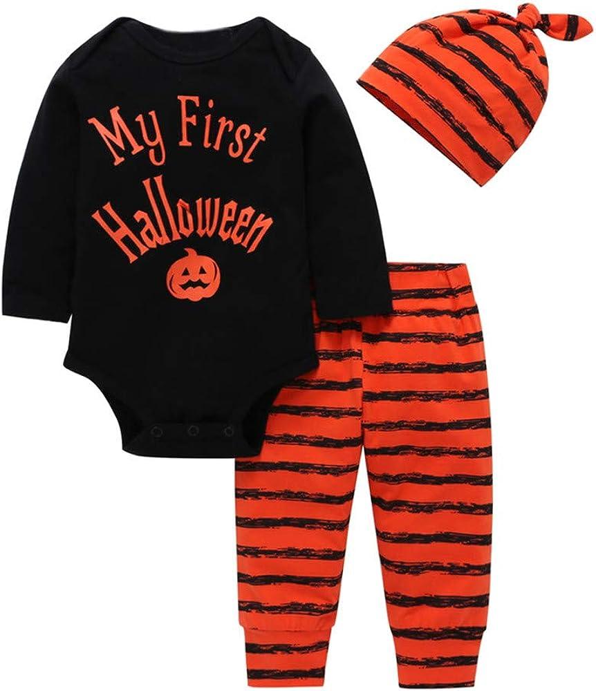 Hstore Baby Boys Girls Set Long Sleeve Cute Dinosaur T/_Shirt Tops Clothes Outfits HOT