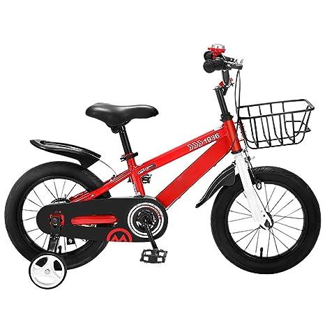 YTBLF Bicicleta de Bicicleta para niños 2-3-6 años de Edad bebé ...