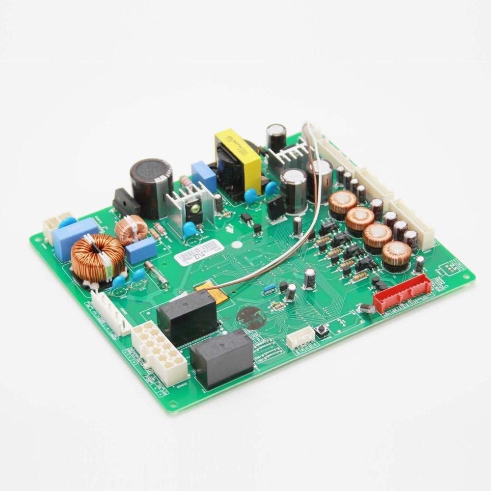 LG EBR65002714 Refrigerator Electronic Control Board Genuine Original Equipment Manufacturer (OEM) Part