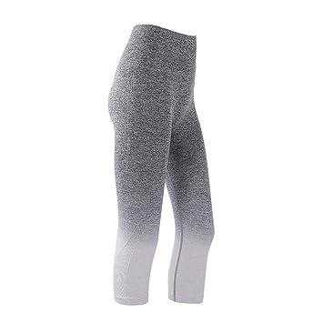 Fishlor Pantalones de Yoga, Pantalones de Yoga para Mujer ...