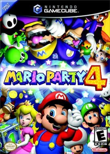 GameCube - Mario Party 4: Amazon.es: Videojuegos