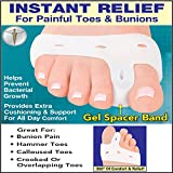 Dream Products Gel Bunion Spacer Band