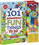 Klutz 101 Outrageously Fun Things to Do Toy