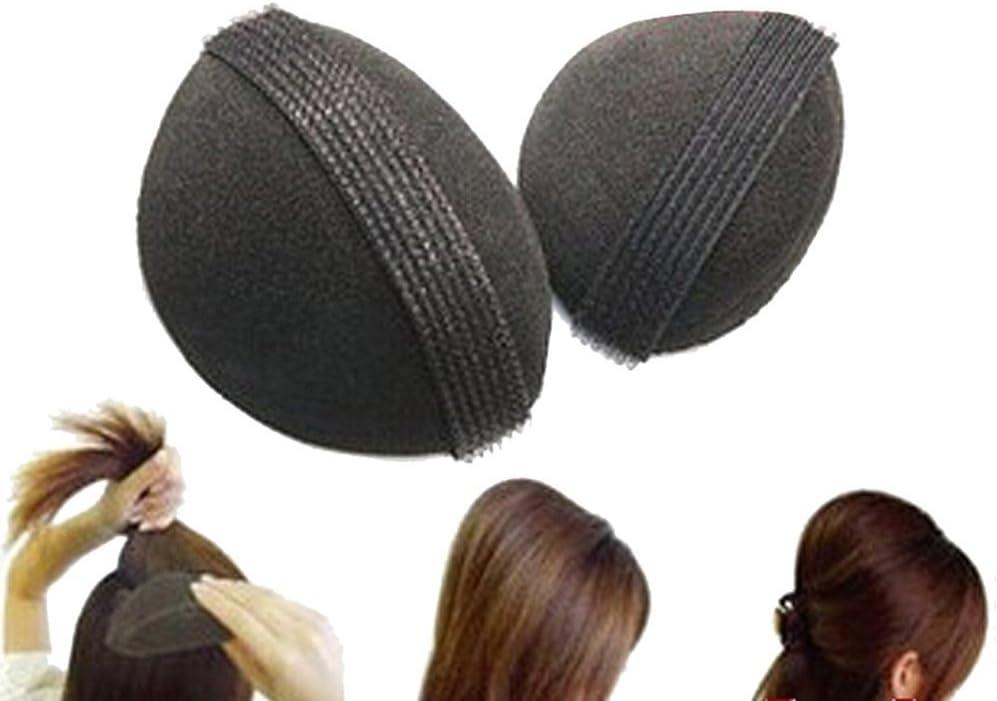 2pcs Bump it Up Volume Hair Insert Clip Hair Braid Styling Tool Hair Accessories