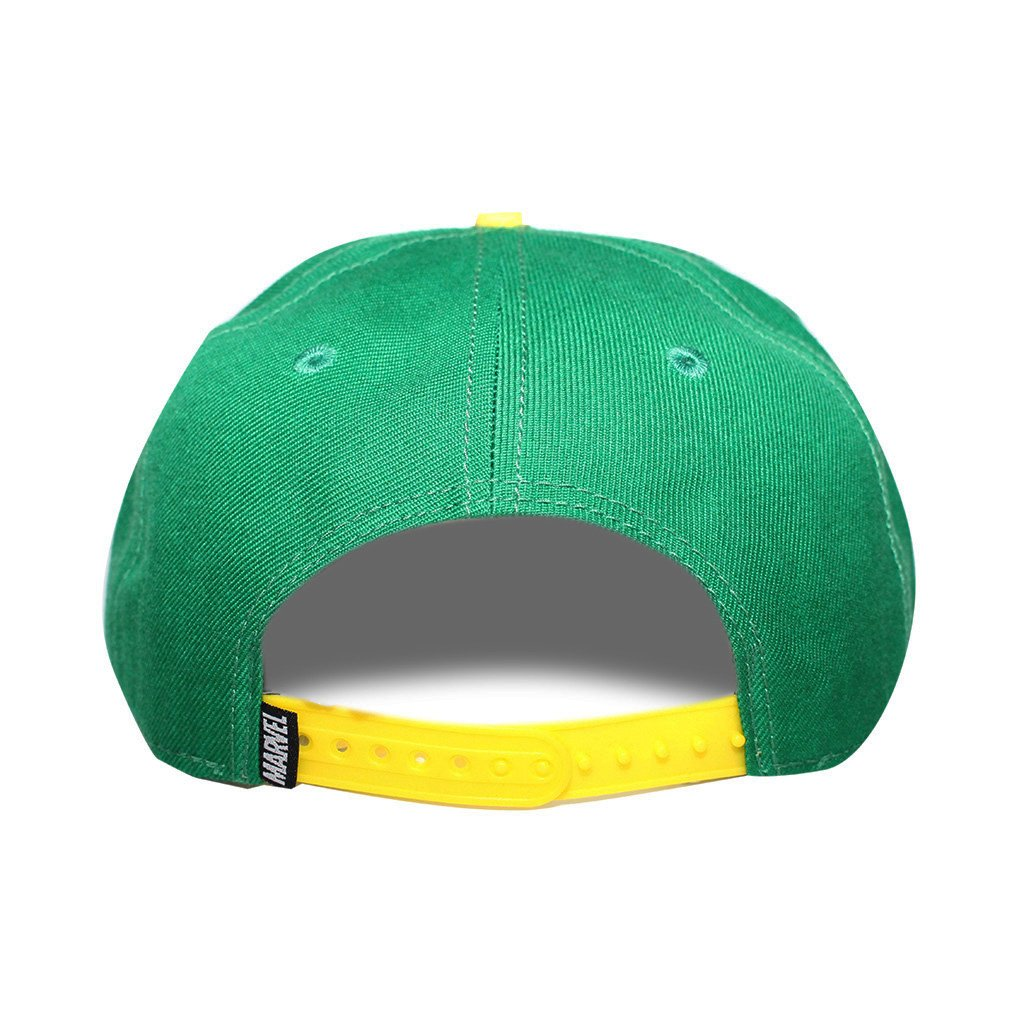 789d9f8c454 Amazon.com  Bioworld Men s Licensed Iron Fist Sublimated Under Brim  Snapback Hat O S Green Yellow  Clothing
