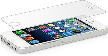 StilGut display protettivoin vetro temperato ultraresistente per iPhone SE, iPhone 5s & iPhone 5c, 2 pezzi