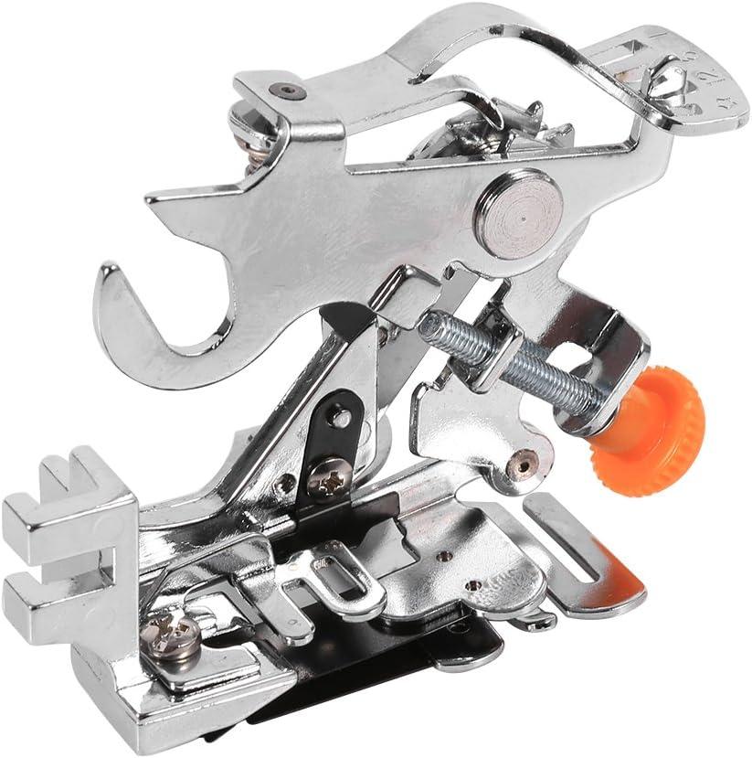 Prensatelas para máquina de coser Ruffler, prensatelas doméstico ...