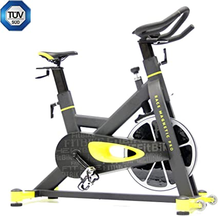 FitBike Spinningbike Race Magnetic Pro: Amazon.es: Deportes y aire ...