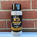 Biodegradable Airsoft BBS 0.32g 6mm BBS 2,700 Ct