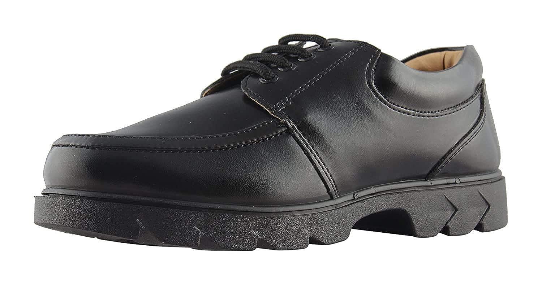 Black Waterproof Rainy Shoes for Men
