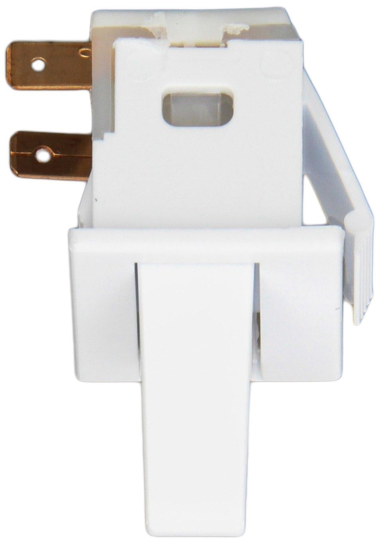 Frigidaire 240505801 Light Switch Freezer