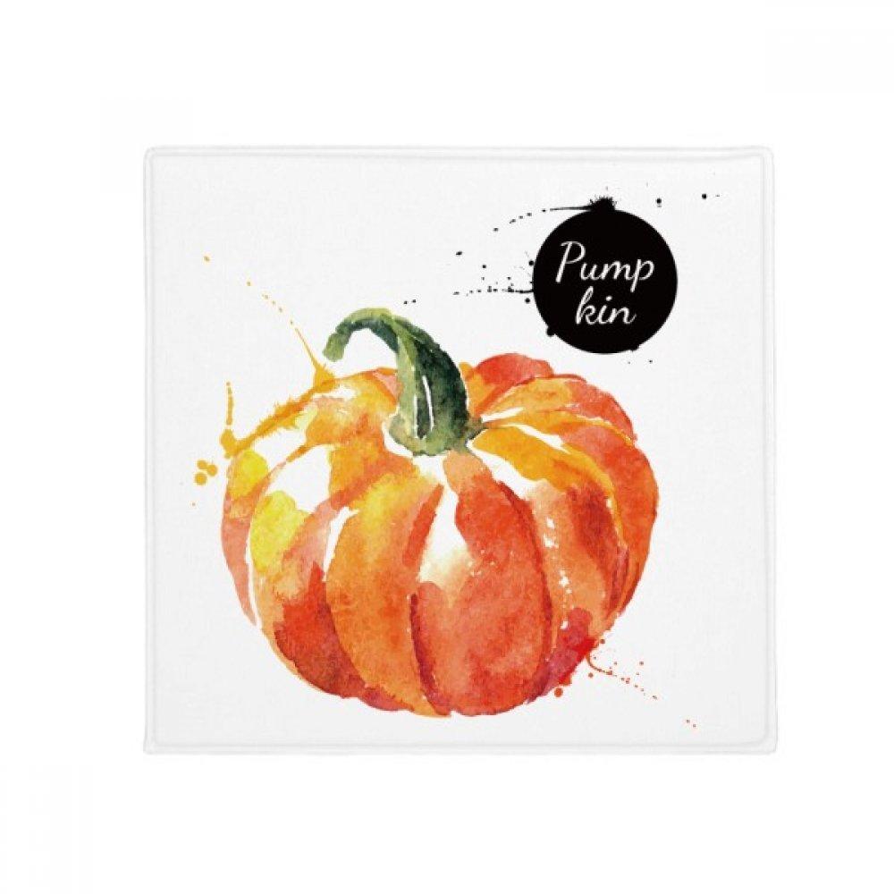 DIYthinker Pumpkin Vegetable Tasty Healthy Watercolor Anti-Slip Floor Pet Mat Square Home Kitchen Door 80Cm Gift