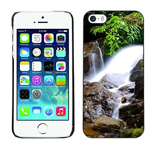 Premio Sottile Slim Cassa Custodia Case Cover Shell // F00032365 Forêt beck // Apple iPhone 5 5S 5G