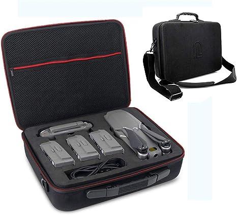 Deyard Carrying Bag Case pour DJI Mavic 2 Pro//Zoom Drone Etui /étanche Sac /à Main Portable Carry Suitcase