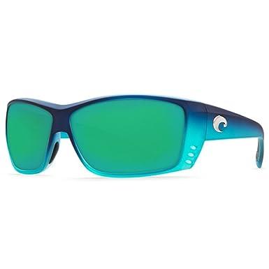 a8b2c5d917 Costa Del Mar Cat Cay AT 73 Matte Caribbean Fade Sunglasses for Mens - Size  580P