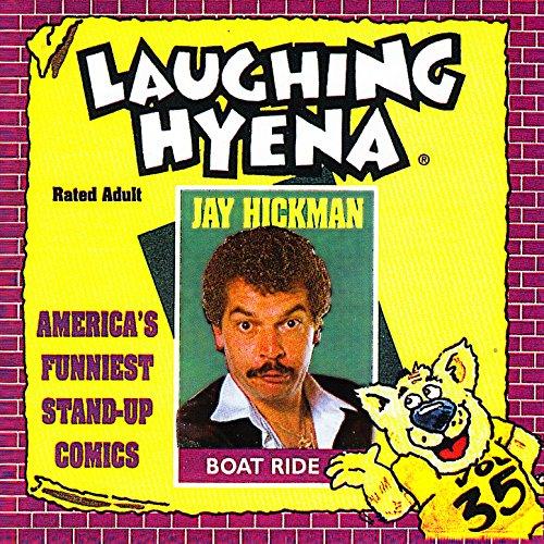 Jay hickman boat ride