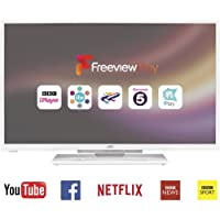 "JVC LT-32C671 Smart 32"" LED TV - White"