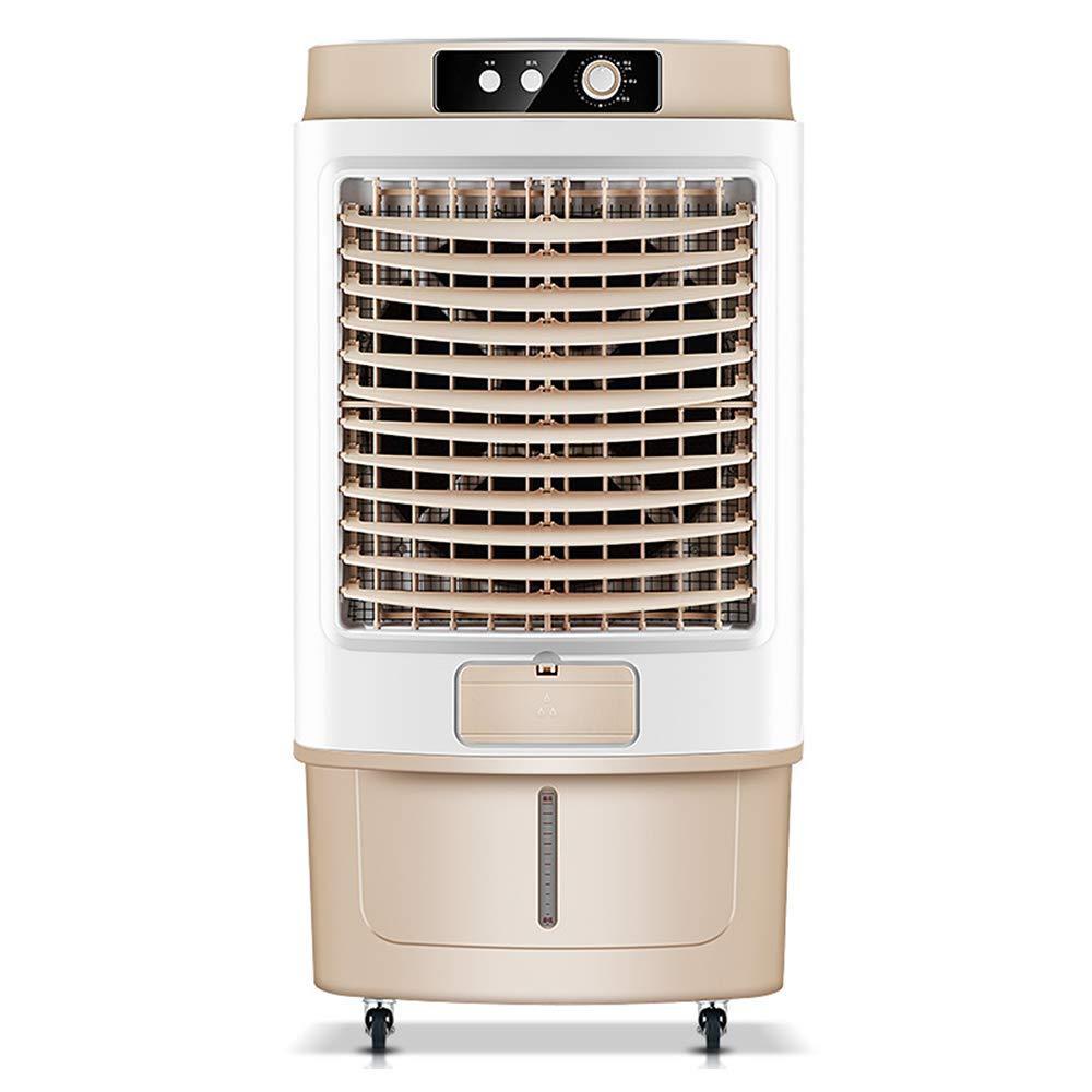 李愛 扇風機 ポータブルエアコンファン、モバイルエアコンファン除湿機付き水冷式エアコン蒸発器空調機ホーム寮   B07GDYZTYN