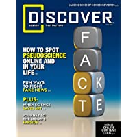 1-Year Discover Magazine Subscription