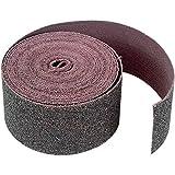 Steelex D1124 1-1/2-Inch by 15-Feet Emery Cloth Roll, 180 Grit