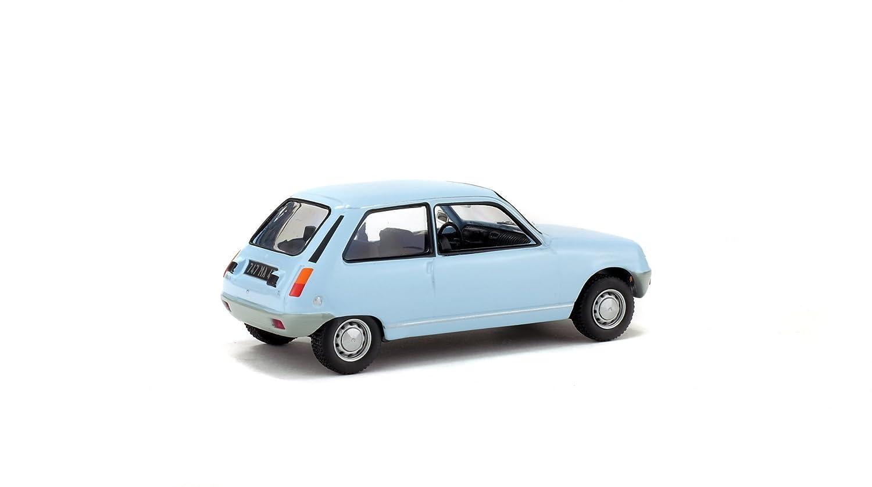 Solido 421436310 Renault R5 TL, 1972, la Modelo de Cast, Auto, Auto en Miniatura, 1: 43: Amazon.es: Juguetes y juegos