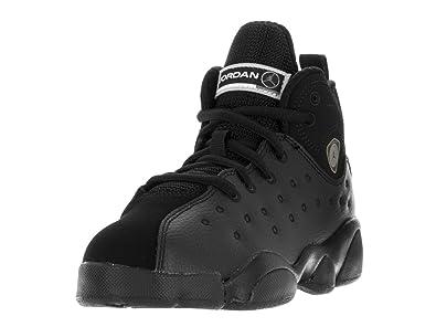 c3c328ee5 Jordan Jumpman Team II BP Little Kid s Shoes Black Cool Grey White 820274-