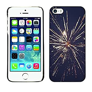 Ziland / Slim Design Case Cover Shel / Day New Years Fireworks / Apple iphone 5c