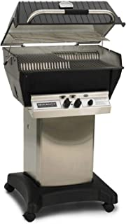 product image for Broilmaster P3-XFN Premium Natural Gas Grill On Stainless Steel Cart