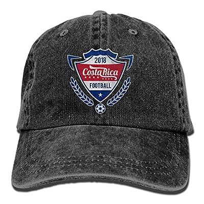 Thirteenkeke 2018 Russia Costa Rica Team Unisex Denim Bucket Hat Ultimate Visor Caps