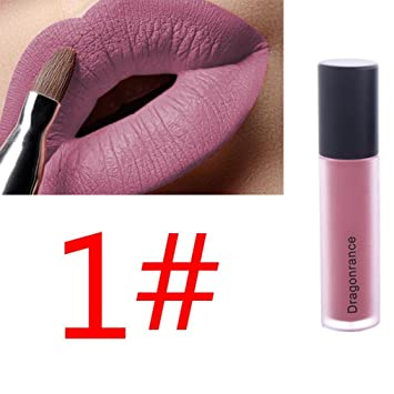 Review LtrottedJ Waterproof Liquid Lipstick