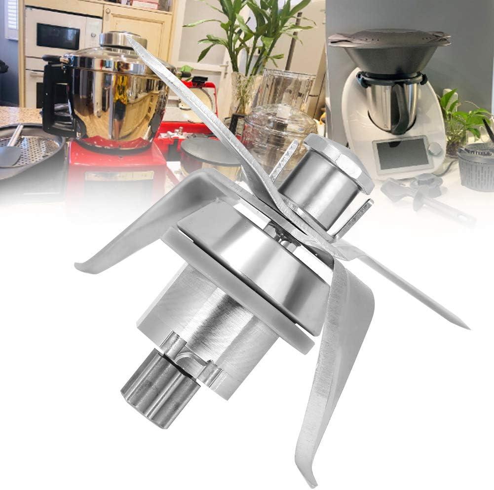 accesorios de repuesto para cuchillas de licuadora de acero inoxidable aptos para Vorwerk Thermomix TM21 Accesorios de repuesto para cuchillas de mezcla
