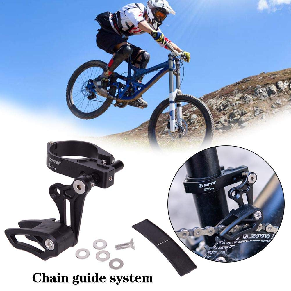 Chain Guide Bicycle Chain Drop Catcher Bike Chain Protector combnine Mountain Cross Country Bikes Chain Protector