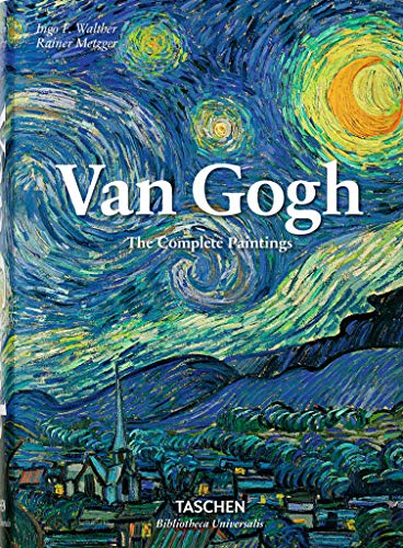 (Van Gogh. The Complete Paintings (Bibliotheca Universalis) )
