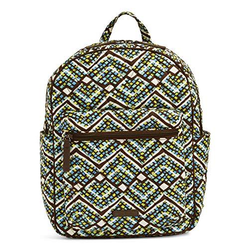 (Vera Bradley Women's Leighton Backpack, Rain Forest)