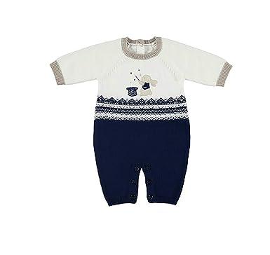 85fad9d5a6d6 Amazon.com  Mayoral Magic Bunny Baby Coveralls  Clothing